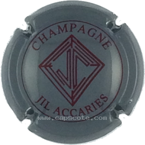 capsule champagne Accaries Jil Série 1