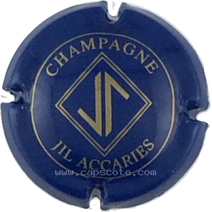 capsule champagne Accaries Jil Série 2