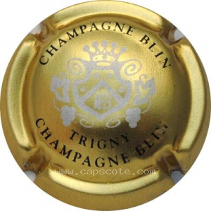 capsule champagne Blin R & Fils Série 3