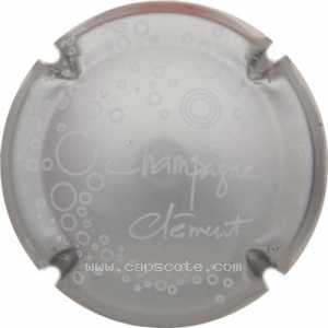 capsule champagne Clement Série 1