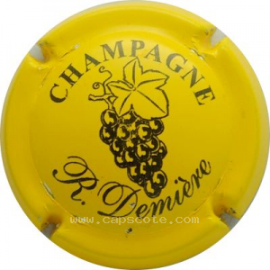 capsule champagne Demière Raymond Série 09 Grappe (5)