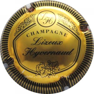 capsule champagne Lizeux-Hyvernaud Série 1
