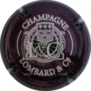 capsule champagne Lombard et C°