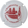 capsule champagne Bouteille verticale