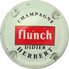 capsule champagne Cuvée Flunch