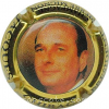 capsule champagne Cuvée Jacques Chirac