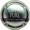 capsule champagne Cuvée pure