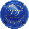 capsule champagne Initiales