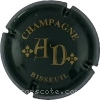 capsule champagne Initiales AD