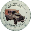 capsule champagne Land rover