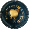 capsule champagne Série 09 - Gros coeur
